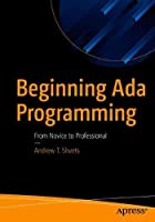 Beginning Ada Programming: From Novice to Professional Front Cover