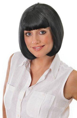 Bristol Novelty BW783 Mia Wig, Black, One Size