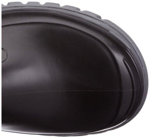 Kinder Schadstofffreie schwarz Gummistiefel 123 stahl Jupiter Unisex PVC Regenstiefel Romika Schwarz 47xEOqw