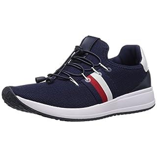 Tommy Hilfiger Women's Rhena Sneaker, Navy, 7 M US