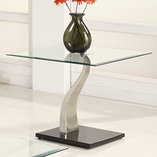 Atkins End Table (Homelegance Contemporary End Table)
