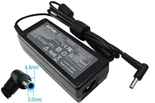 BATURU AC Adapter Charger for HP 15-F009WM 15-F023WM 15-F039WM 15-F059WM 15-F010WM 15-F305DX 15-G073NR 15- G074NR 15-AC121DX 15-R018DX 741727-001 740015-001 740015-003