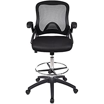Amazon Com Office Lab Classroom Drafting Chair