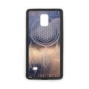 Samsung Galaxy S4 Phone Case Black Bring Me the Horizon VLN1132521