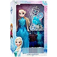1set Ice Princess Dolls, Set of 2 with different clothes. Introduce them to your Barbie collection. Great favors for…