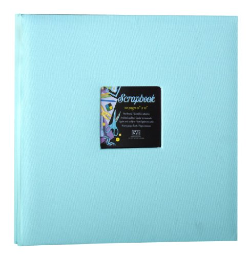 - KVD Kleer-Vu Deluxe Albums Inc. Scrapbook Fabric Collection, Holds 20 12