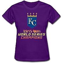SPOW Women's 2015 World Series Champions Logo T-Shirt [Apparel]