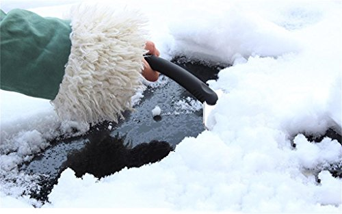 ALUS- Automotive Supplies Winter Snow Shovel Scraper Snow Defrosting Ice Removal Tools