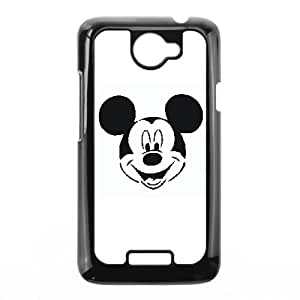 HTC One X Phone Case for Classic theme Disney Mickey Mouse Minnie Mouse cartoon pattern design GDMKMM939849