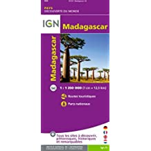 IGN /85125 MADAGASCAR