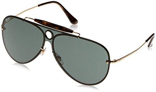 Ray-Ban Kids' Steel Unisex Aviator Sunglasses, Arista, 32 - Ray Blaze Collection Ban