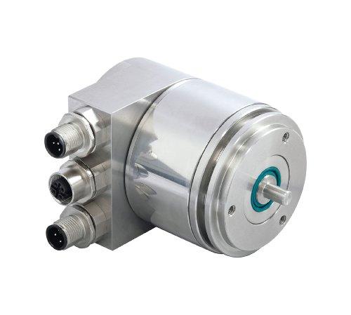 POSITAL IXARC MCD-AV004-0012-R10A-2RW Analog Voltage Absolute Rotary Encoder