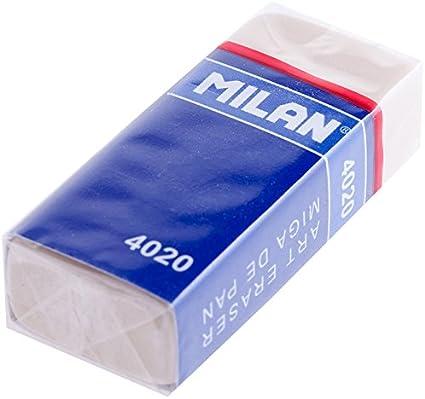 GOMA MILAN 4020 MIGA DE PAN CAJA DE 20 UNIDADES: Amazon.es ...