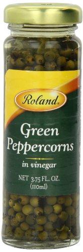 Roland Peppercorns Green Vinegar Ounce