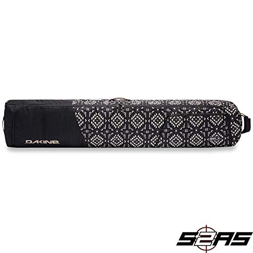 DAKINE Low Roller Snowboard Bag - 165 (Silverton Onyx)