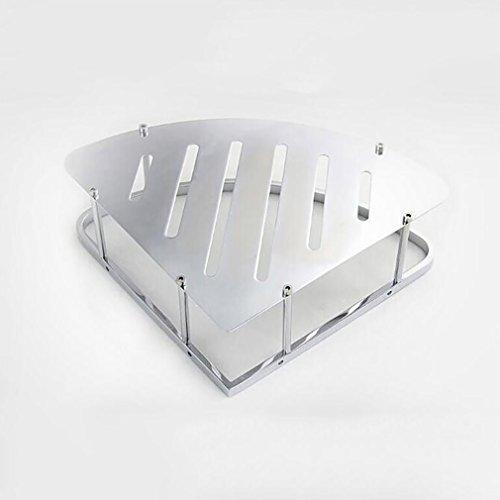 FeN Wall Mount Storage Shelf,Bathroom Triangular Rack,Hotel Storage Basket,Kitchen Spice Shelves,for Office Torage Organizer Holder by FeN (Image #2)
