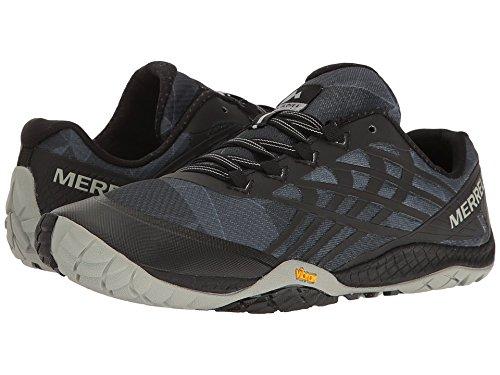Merrell Women's Glove 4 Trail Runner,Black,8.5 M US