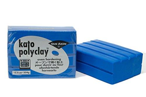 Kato Polyclay Blue 12.5 Oz