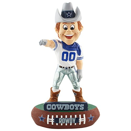 Forever Collectibles Dallas Cowboys Mascot Dallas Cowboys Baller Special Edition Bobblehead NFL