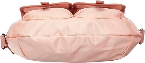 Sansibar Chili - Bolso de hombro de material sintético mujer rosa - Pink (pink)