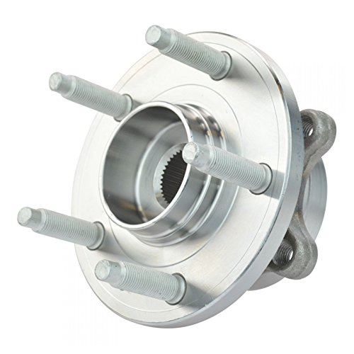 Front Wheel Hub & Bearing Left or Right for Ford Taurus Flex Lincoln MKS MKT (Wheel Taurus Front Bearing Ford)