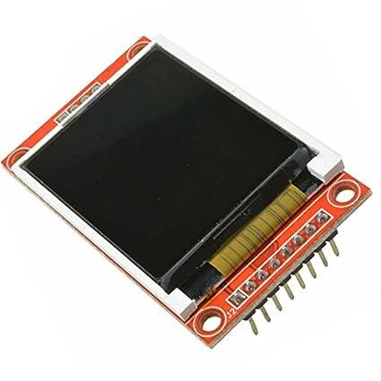 Amazon com: Beaster 1 8 Inch SPI TFT Display Screen 128 x 160 LCD