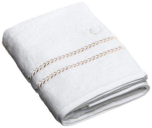 Lenox Bath (Lenox Pearl Essence Bath Towel, White/Ivory)