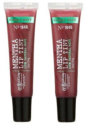 C.O. Bigelow #1646 Violet Mint Mentha Lip Tint 0.5 - Violet Tint