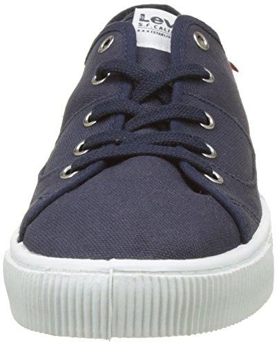 Sneaker Levi's Navy Blu Uomo Blue Malibu rrwxHq5