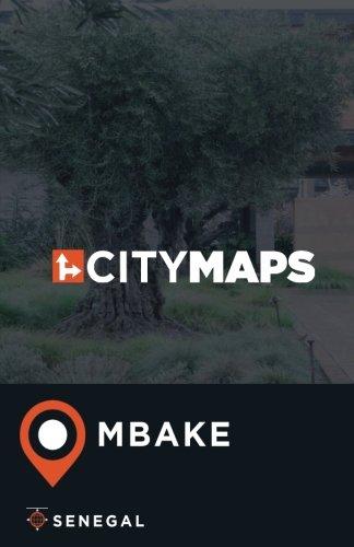 City Maps Mbake Senegal