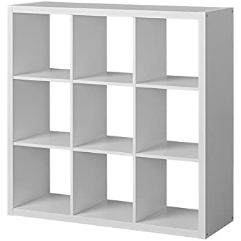 Gentil Ikeau0027 Kallax Shelf Unit Bookcase Storage (White)