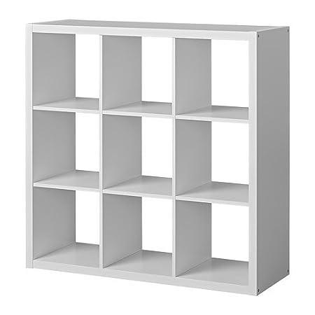 Amazon.com: IKEA Kallax estantería, estantería de ...