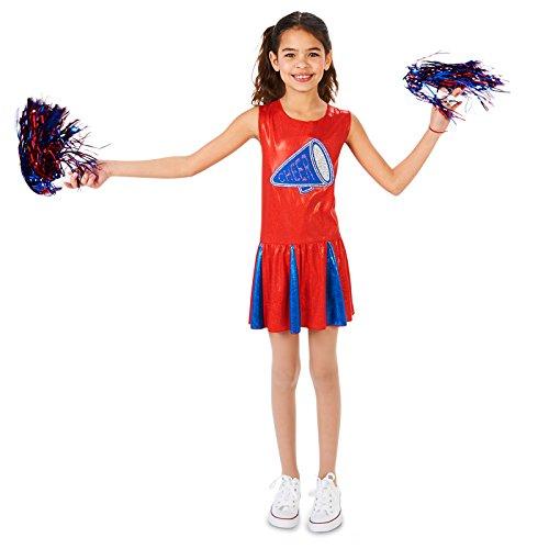 Cheer Team Child Costume M (8-10) -