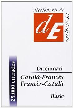 Descarga gratuita Diccionari Català-francès/francès-català. Bàsic PDF