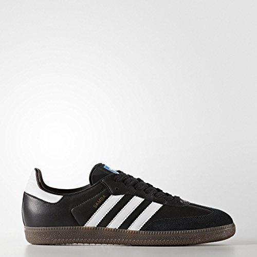 恵み長いです指日本国内正規品 adidas アディダス オリジナルス サンバ [SAMBA] ブラック/ホワイト/ガム BZ0058 28.0cm