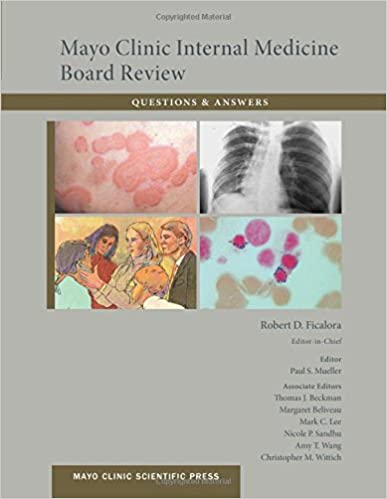 Mayo Clinic Internal Medicine Board Review Questions and