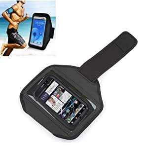 Cerhinu Armband Exercise Workout Case with Key holder that fits Motorola Photon or Electrify mb855 with an Otterbox Defender...