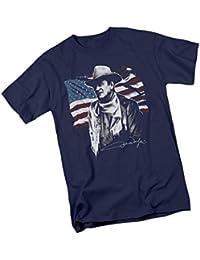 American Flag -- John Wayne Youth T-Shirt