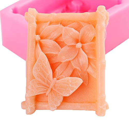 Cake Silicone Mold Fondant Butterfly Cake Molds Pastry Cookies Baking Tools 3D Soap Handmade Molds