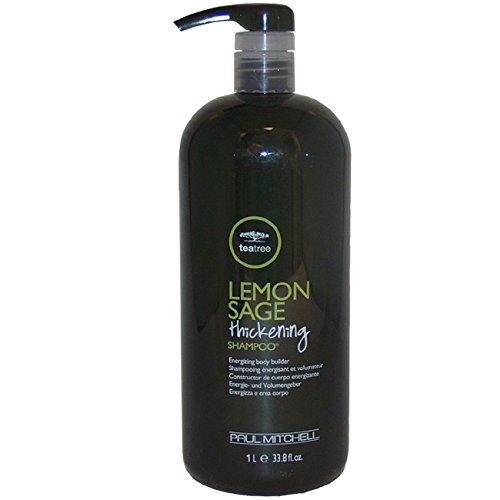 Paul Mitchell Tea Tree Lemon Sage Thickening Shampoo, 33.8 Ounce