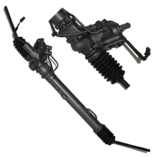 Detroit Axle Complete Power Steering Rack & Pinion Assembly for 1989-1996 Nissan 300ZX (300zx Turbo)