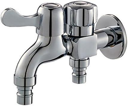 Amazon Com Cyslt Sink Faucet 4 Points Copper Washer Faucet One Into Two Faucets One Point Two Faucet Double Versatile Faucet H We Offers A Range Of Kitchen Parts Faucet Taps Looking Forward To Your
