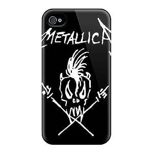 Premium Durable Metallica Fashion Iphone 6plus Protective Cases Covers