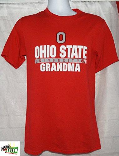 Ohio State Buckeyes Grandma t-Shirt (M)