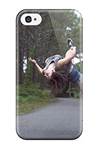 6347660K55469396 Top Quality Case Cover For Iphone 4/4s Case With Nice Mood Appearance