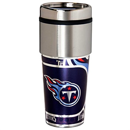 Tennessee Titans Stainless Steel Hot/Cold Travel Mug