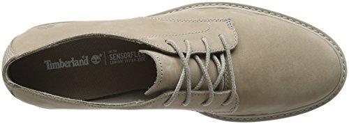 K51 Pure Kenniston Cashmere Zapatos para de Lace Oxford Marrón Timberland Up Nubuck Cordones Mujer pqASOWxTv