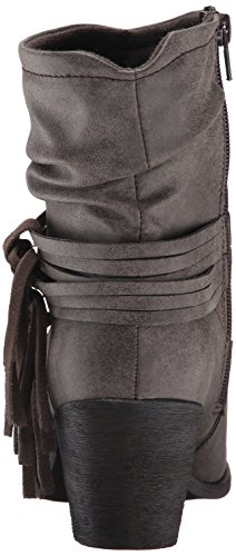 Distress tobillo Jellypop Bootie mujer Jamine para Taupe 7HOxv0H