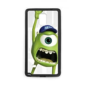Monsters, Inc Samsung Galaxy Note 4 Cell Phone Case Black P6692122