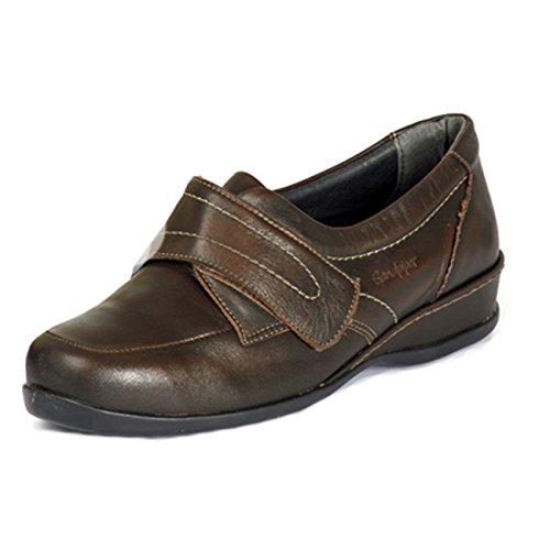Chaussures ville à femme Chaussures pour Sandpiper lacets Sandpiper lacets Noisette femme de de ville pour à 8SqXHCwxx